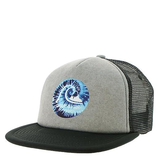 Amazon.com  Quiksilver Big Hip Trippy Boys Trucker HAT 3af85d026694