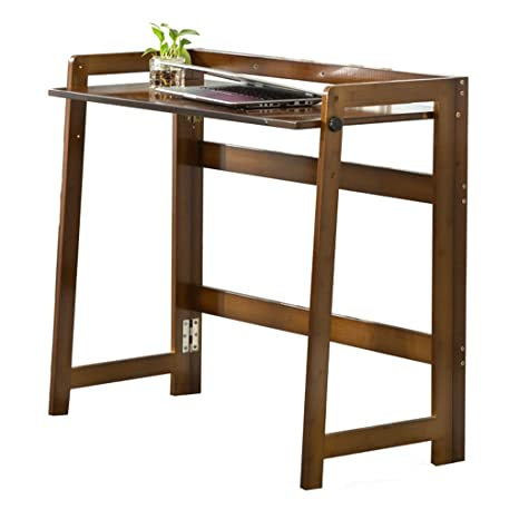 Amazon.com: Mesa plegable para pasillo, banco de trabajo ...