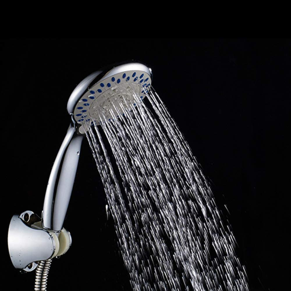 KangHS Ducha de mano/Abs Aspersor Cabezal de ducha con ahorro de ...