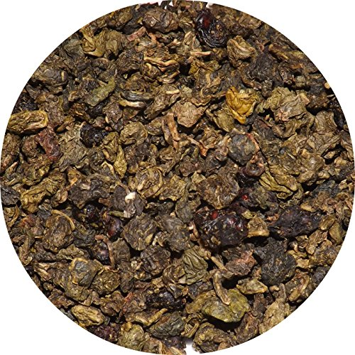 Purple Dragon Adaptogen Tea (Oolong with Schizandra Berries), Organic & Fair-Trade (Sample Size)
