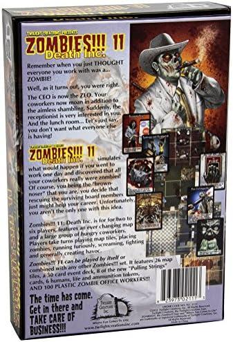 Twilight Creations - Zombies! 11 Muerte Incorporación Juego de Mesa, de expansión para los Zombis!: aa.vv.: Amazon.es: Juguetes y juegos