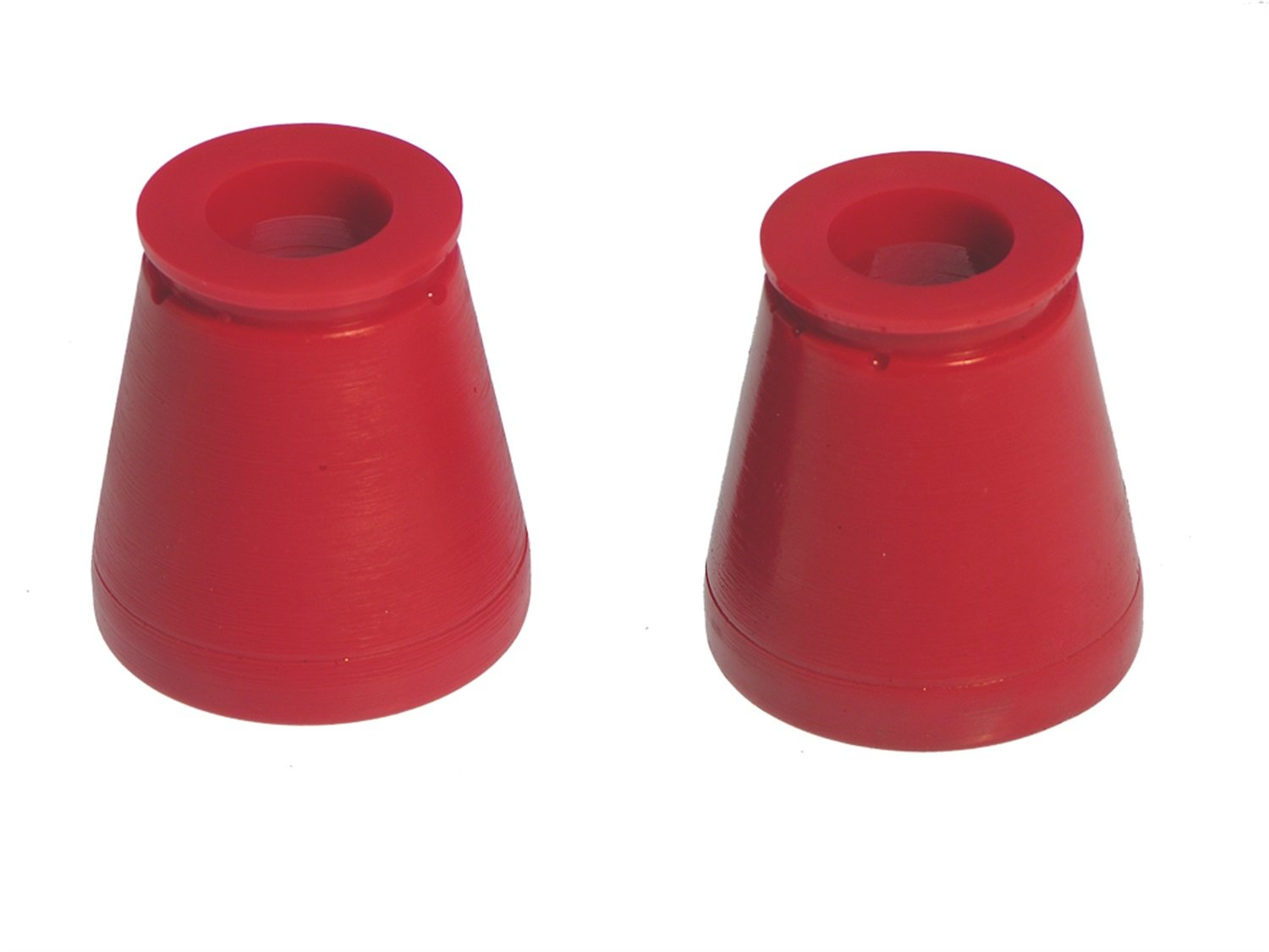 Prothane 4-1701 Red Torsion Bar Dust Boot Kit by Prothane
