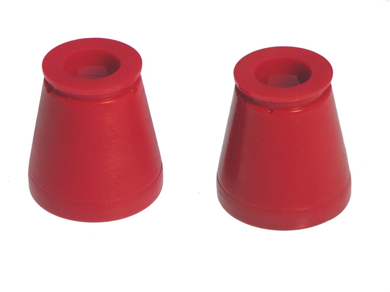Prothane 4-1701 Red Torsion Bar Dust Boot Kit