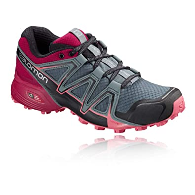 6d17404f Salomon Speedcross Vario 2 Women's Trail Running Shoes - AW18 Grey ...