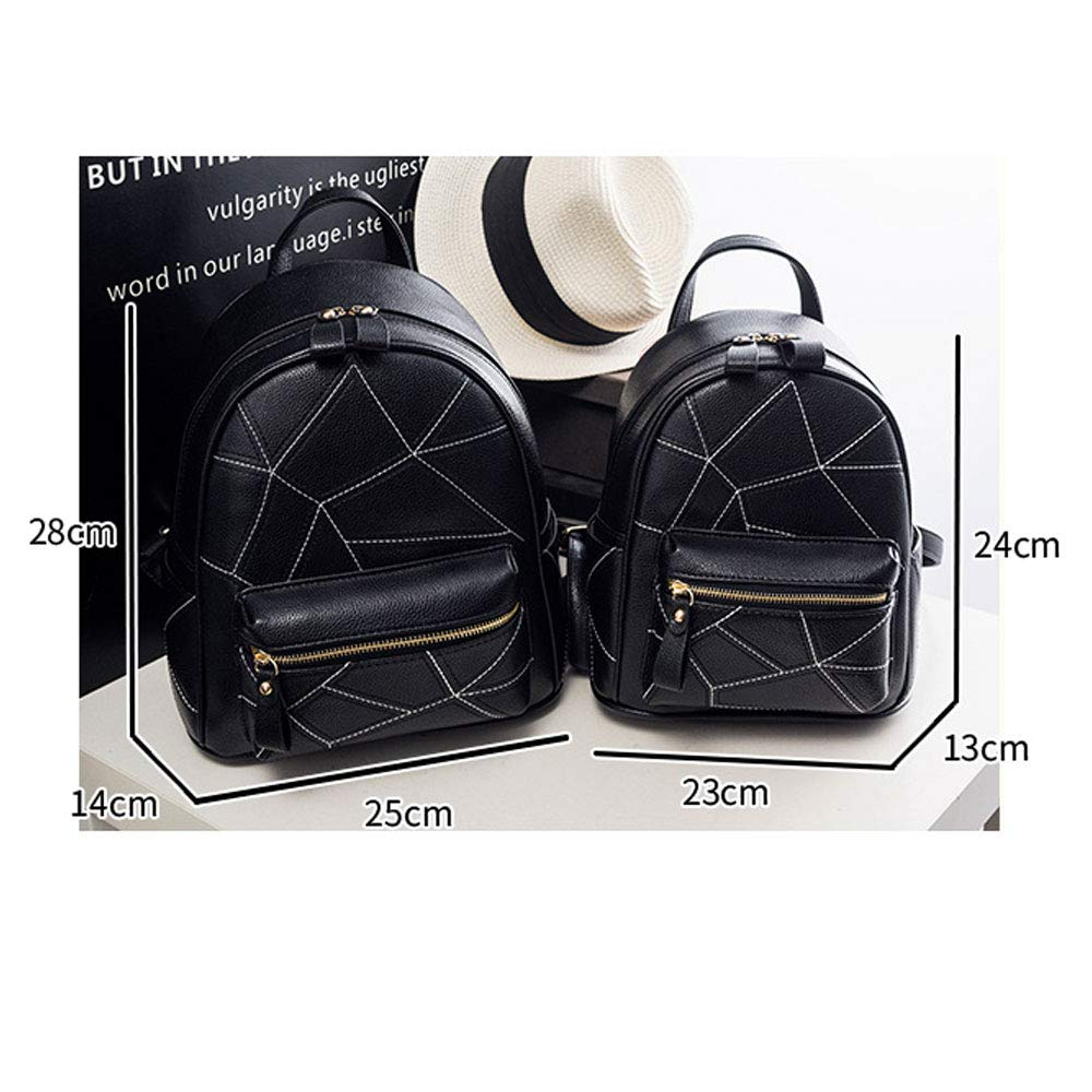 TRDyj Ladies Shoulder Bag Female Personality Wild Casual Ladies Backpack Female Bag Korean Version of The Tide Fashion