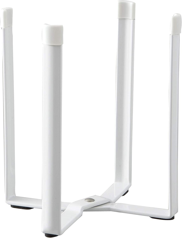 Tower Plastic Bag Holder Eco Tower White