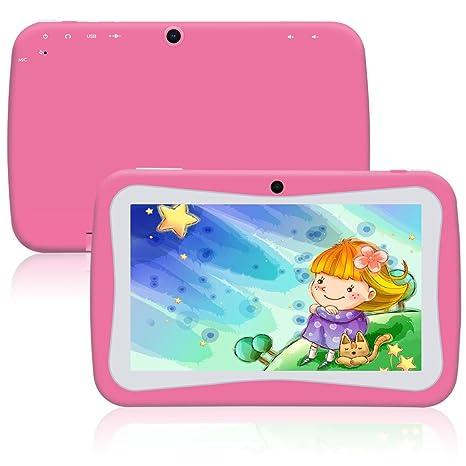 Padgene - Tablet táctil para Ordenador Infantil (7 Pulgadas ...