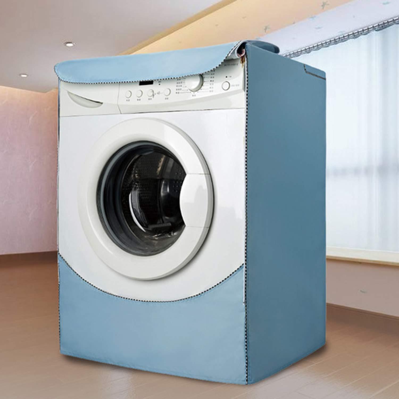 Funda para lavadora y secadora, impermeable, antipolvo, antirrayos ...