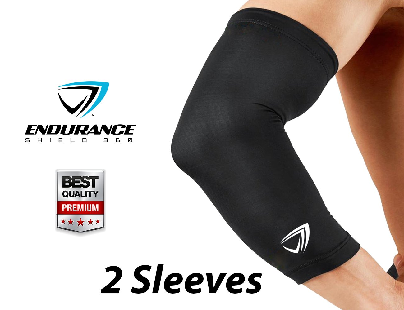 Fitness & Body Building Running Fitness 1 Pair Elbow Support Compression Sleeve Elbow Brace Protector For Workouts Weightlifting Arm Brace Th Hot Yoga