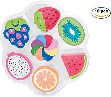 Pack de 10 Unidades Regalo🎁 Infantil cajita con Gomas de Frutas ...
