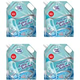 Cool & Cool Fabric Softener - Aqua Fresh, 4 x 4 Liter