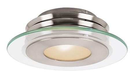 contemporary bathroom helius lighting. Contemporary 9 Helius Lighting. Access Lighting 50480-bs/cfr Flush Mount Ceiling Bathroom O