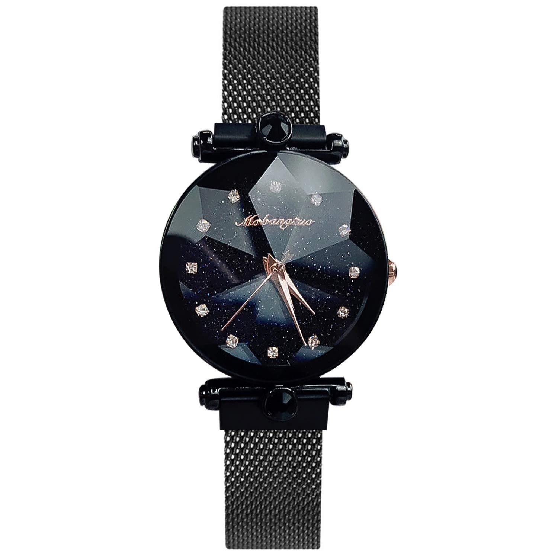 Amazon.com: RORIOS - Reloj de pulsera analógico de cuarzo ...