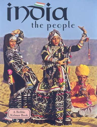 Read Online India: The People (Lands, Peoples, and Cultures) PDF