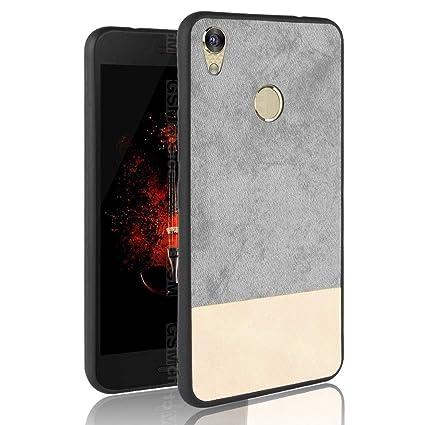 Amazon com: Lstwgc Infinix Hot 5 Case, Denim Texture PU +