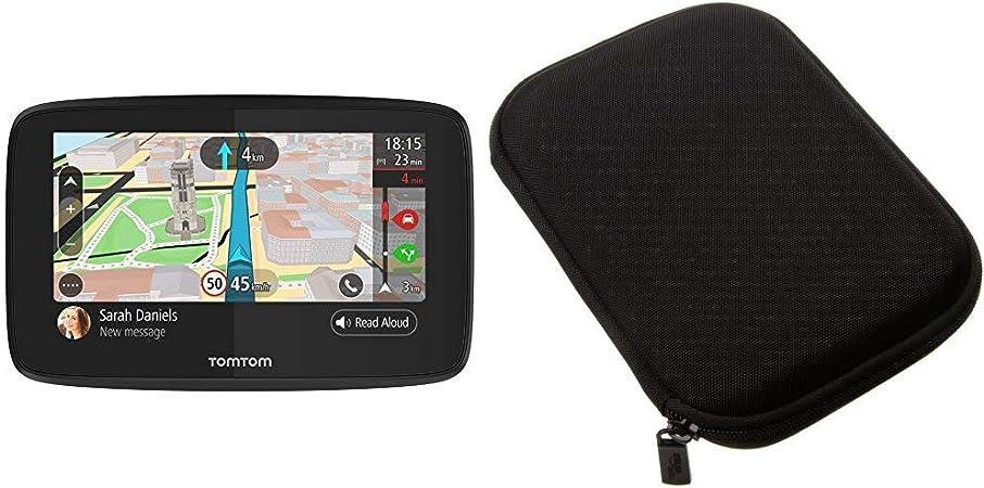 TomTom GO 520 - Navegador 5 Pulgadas, Llamadas Manos Libres, Siri ...