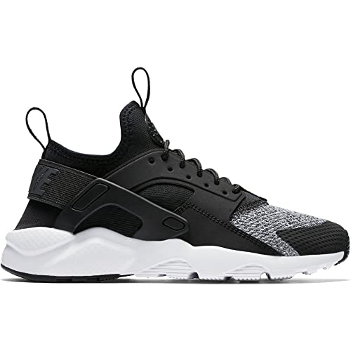 pretty nice fd9c1 c658f Zapatillas Nike - Air Huarache Run Ultra Se (Gs) negro gris blanco talla   38  Amazon.es  Zapatos y complementos