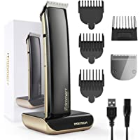 Cordless Hair Clippers for Men Professional Hair Trimmer For Men Hair Cutting Kit Rechargeable Haircut Machine Beard…