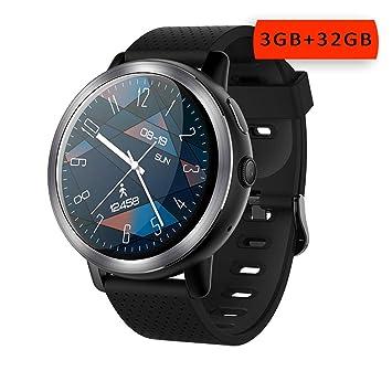 IHCIAIX Reloj Inteligente Android 7.1 Smartwatch 3GB + 32GB ...