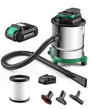 KIMO Cordless Ash Vacuum Cleaner