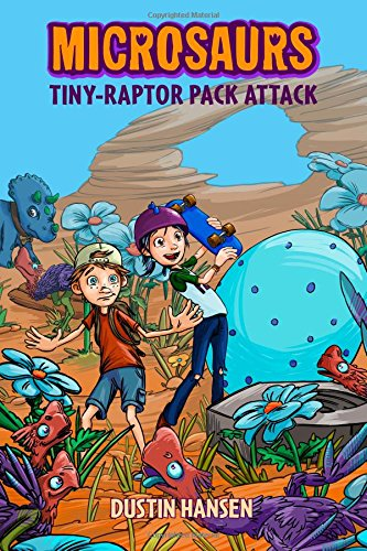 Read Online Microsaurs: Tiny-Raptor Pack Attack ebook