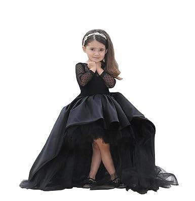 KekeHouse KekeHouse® schwarz lang mit ärmel Ballabendkleid ...