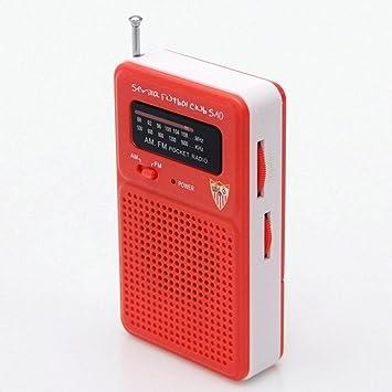 Productos Oficiales - Radio bolsillo sevilla fc: Amazon.es: Juguetes y juegos