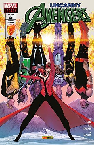 Uncanny Avengers Vol. 6: Hexenjagd (German Edition)