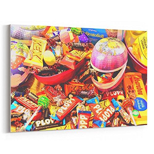 Westlake Art - Bazaar Chocolate - 12x18 Canvas Print Wall Ar