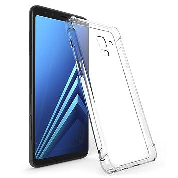 Funda TPU para Movíl Samsung Galaxy A6 2018,Carcasa ...