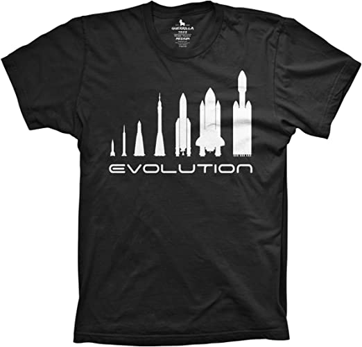 ComputerGear Elon Musk Falcon Dragon SpaceX Kids T-shirt Logo shirt Boys Girls