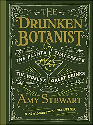 The Drunken Botanist Hardcover best gardening gifts