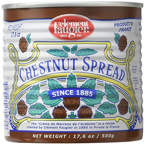 Chestnut spread 2 pack 2x500g (2x17.6oz)