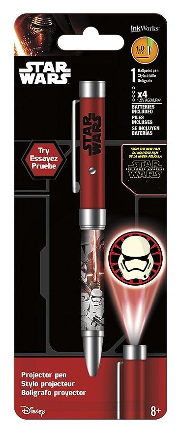 Inkworks Star Wars El Despertar de la Fuerza Villanos Proyector ...