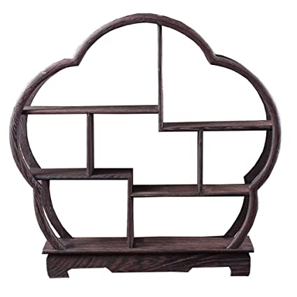 Qhyt Teaset Display Stands Tea Cup And Saucer Display Stand Wenge