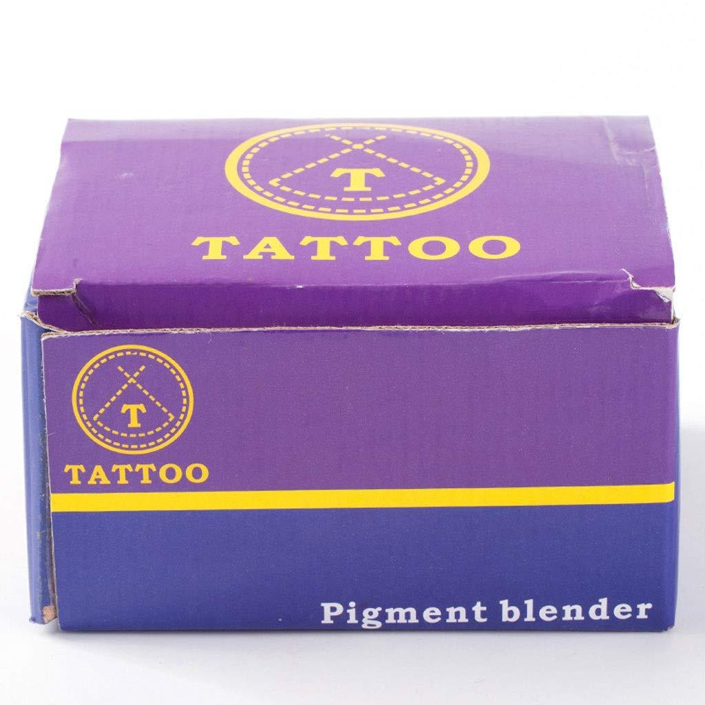 IOIUG Tattoo Color Mixer Forniture Ausiliarie per Tatuaggi con Inchiostro Antigrippaggio