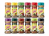 Mrs. Dash Seasoning Blends Variety Pack - 12 Flavors