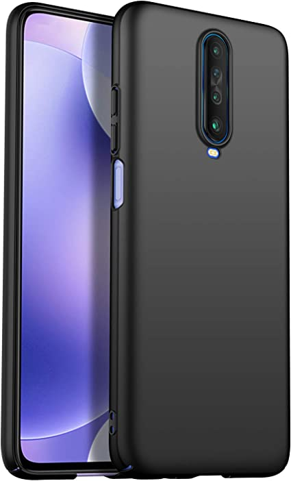Ultra Slim Anti-Rasgu/ño y Resistente Huellas Dactilares Totalmente Protectora Caso de Duro Cover Case para Xiaomi Mi 10 5G anccer Funda Xiaomi Mi 10 5G Grava Verde