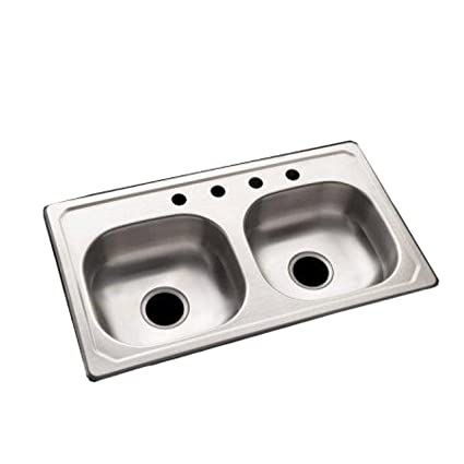 STERLING 14619 4 NA Specialty Sink 19 Inch By 33 Inch Top