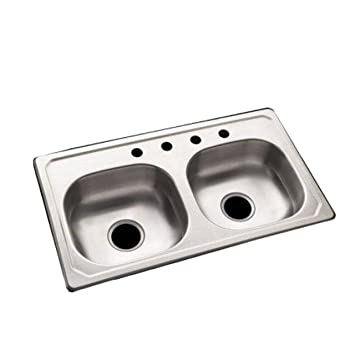sterling 14619 4 na specialty sink 19 inch by 33 inch top sterling 14619 4 na specialty sink 19 inch by 33 inch top mount      rh   amazon com