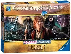 El Hobbit - Puzzle de 1000 piezas(Ravensburger - 15114)