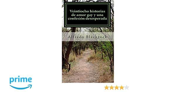 Veintiocho historias de amor gay y una confesion desesperada (Spanish Edition): Alfredo Blackrock: 9781501064999: Amazon.com: Books