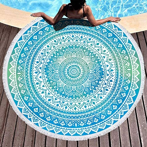 Bonsai Tree Mandala Blanket Meditation product image