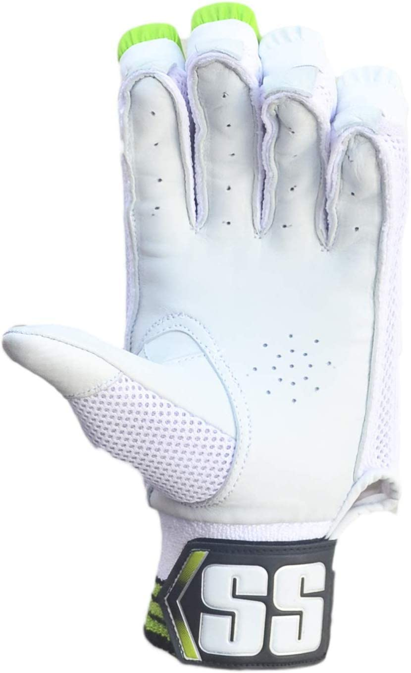 Boys,Right Hand and Left Hand Batting Glove Skyhi SS Cricket Batting Gloves Mens Youth Color May Vary