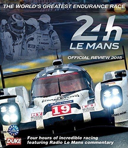 Blu-ray : Le Mans 2015 (Blu-ray)