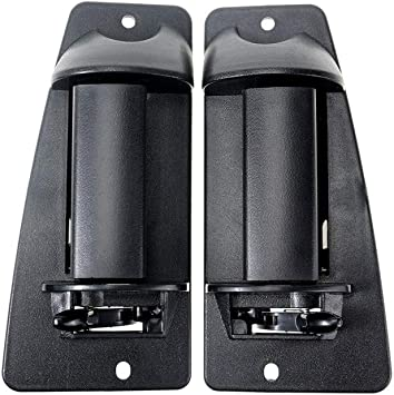 Amazon Com Door Handle Replacement For 99 07 Silverado Gmc Sierra Extended Cab Right Left Home Improvement