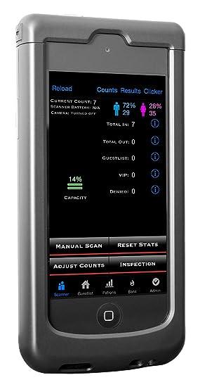 Amazon Patronscan Scanner Bars ca Id Fake Handheld Electronics For