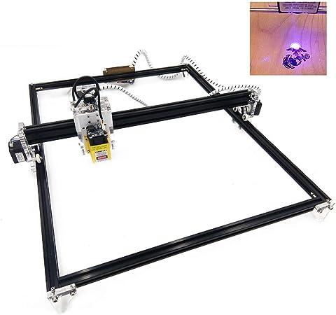Machine De Gravure De Laser De Bureau De Graveur De Laser Bureau 500mW 40X50CM