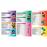 Pack of 80 Pre-Kindergarten Progress Reports for