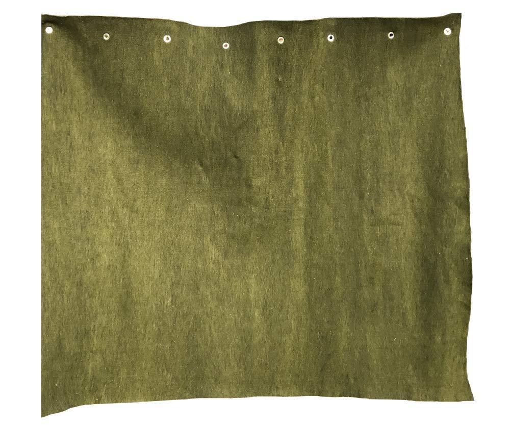 Pfeilfangmatte Nature 4m x 2m inkl Zubeh/ör breit hoch